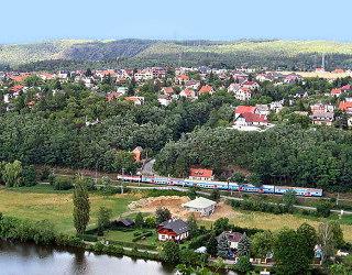 Skochovice. Malebná obec na pravém břehu Vltavy se ponořila do atmosféry strachu.