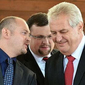 FOTOGALERIE: Jindřich Forejt, ředitel protokolu
